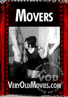 Movers Box Cover