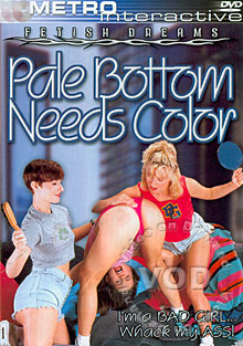 Fetish Dreams - Pale Bottom Needs Color Box Cover
