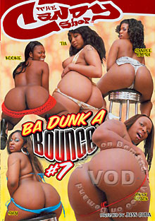 Ba Dunk A Bounce #7 Box Cover