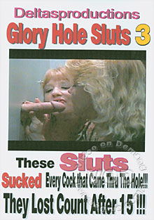 Glory Hole Sluts 3 Box Cover