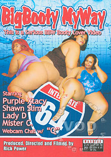 Big Booty My Way Box Cover