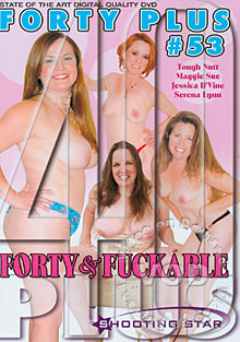 Forty Plus #53 - Forty & Fuckable Box Cover