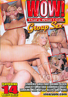 Wow! That's What I Call Group Sex Box Cover