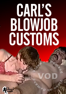 Carl's Blowjob Customs Box Cover