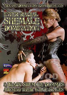 Inter Racial Shemale Domination Box Cover