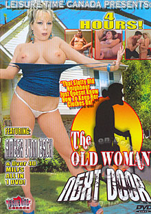 The Old Woman Next Door Box Cover