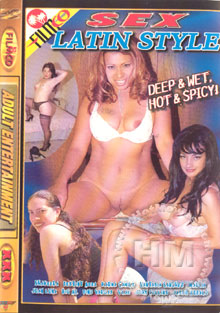 Sex Latin Style Box Cover