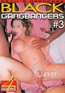 Black Gangbangers #3 Box Cover