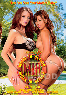 MIA - MILFS In Action Box Cover