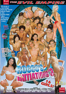 Rocco's Initiations 3 Box Cover