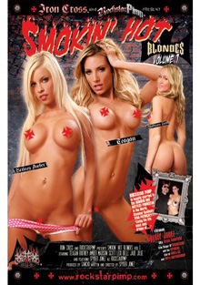 Smokin' Hot Blondes #1 - FREE TRAILER Box Cover