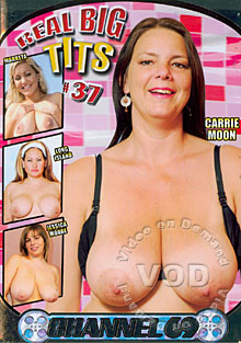 Real Big Tits #37 Box Cover