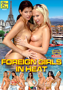 Foreign Girls In Heat (English Language) Box Cover