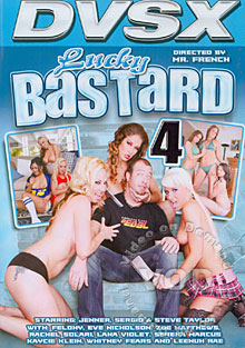 Lucky Bastard 4 Box Cover