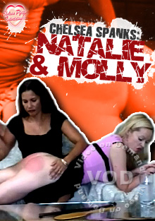 Chelsea Spanks:  Natalie & Molly Box Cover