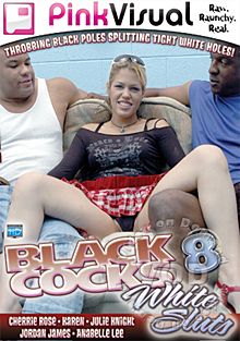 Black Cocks White Sluts 8 Box Cover