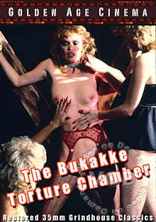 The Bukakke Chamber Box Cover