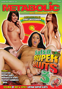 Salsa Super Sluts 3 Box Cover