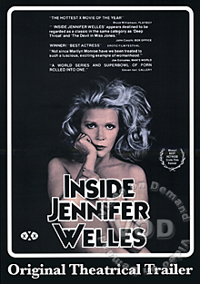 Original Theatrical Trailer - Inside Jennifer Wells Box Cover