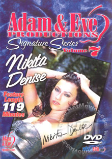 Adam & Eve Signature Series Volume 7 - Nikita Denise Box Cover