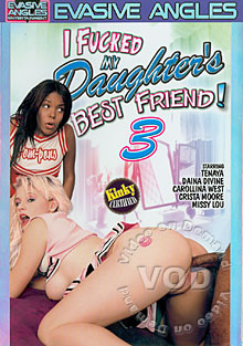 I Fucked My Daughter's Best Friend! 3 Box Cover