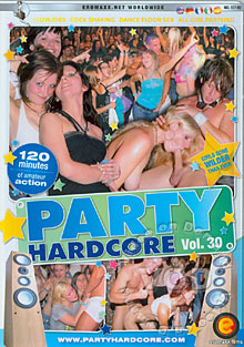 Party Hardcore Vol. 30 Box Cover