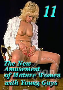The New Amusement Of Mature Women 11 Box Cover
