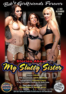 Stories About My Slutty Sister Box Cover