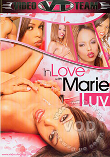 In Love With Marie Luv Box Cover