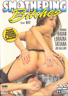 Smothering Bitches Vol. 40