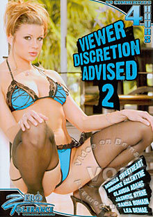 Viewer Discretion Advised 2 Box Cover