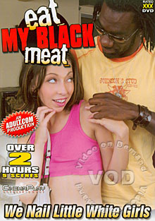 Eat My Black Meat Box Cover