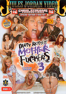 Dirty Rotten Mother Fuckers 3 (Disc 1) Box Cover