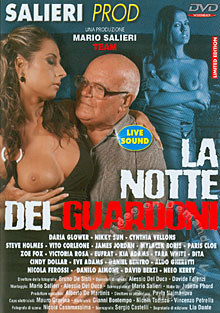 La Notte Dei Guardoni Box Cover