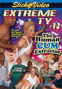 Extreme Ty #12 - The Human Cum Extractor Box Cover