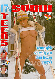 Snow Teens Box Cover