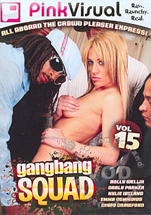 Gangbang Squad Volume 15 Box Cover
