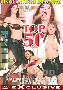 Top 50 Box Cover