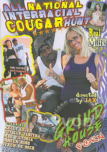 All National Interracial Cougar Hunt Box Cover