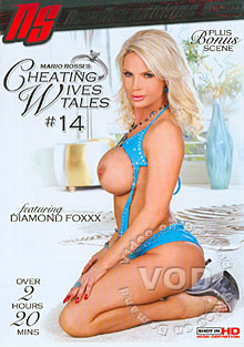 Cheating Wives Tales #14 Box Cover