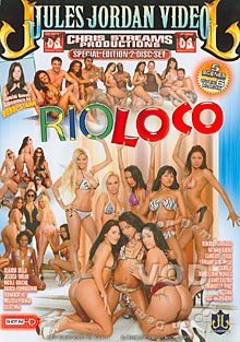 Rio Loco (Disc 2) Box Cover