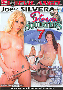 Storm Squirters 7 Box Cover