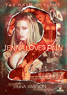 Jenna Loves Pain 2 Box Cover