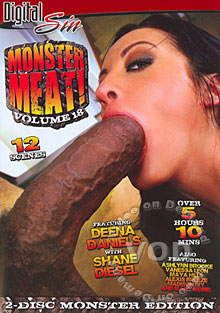 Monster Meat! #18 (Disc 1) Box Cover