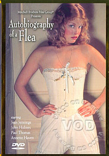 Autobiography Of A Flea Box Cover