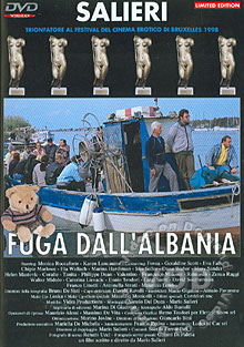 Fuga Dall'Albania (German) Box Cover