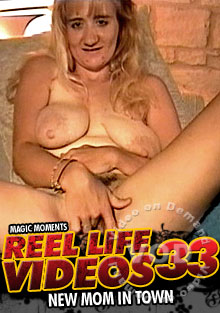 Reel Life Videos 33 - New Mom In Town Box Cover