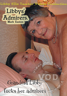 Libby's Admirers - Mark Easton Box Cover