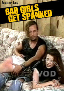 Bad Girls Get Spanked Box Cover