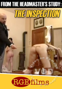 From The Headmaster's Study: The Inspection Box Cover